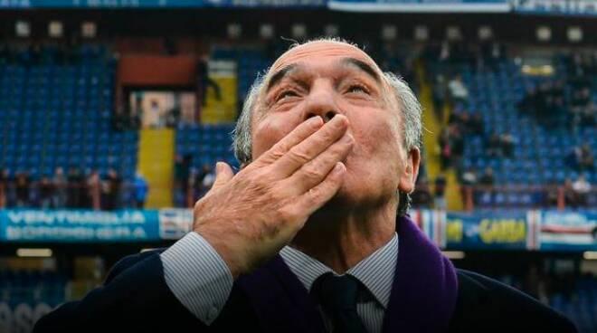 Fiorentina,Commisso dopo il 3-0 rifilato alla Juve -Nedved si sara' calmato con una camomilla