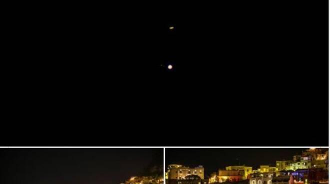 Giove Saturno foto Fabio Fusco