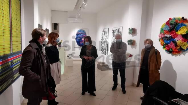 Il Covid non ferma la bellezza: l'apertura della SyArt Gallery di Sorrento, l'evento in contemporanea con altre 30 gallerie