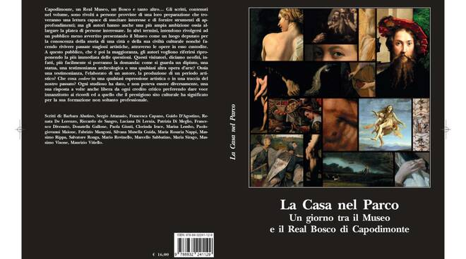 """""""La Casa nel Parco. Un giorno tra il Museo e il Real Bosco di Capodimonte""""."""