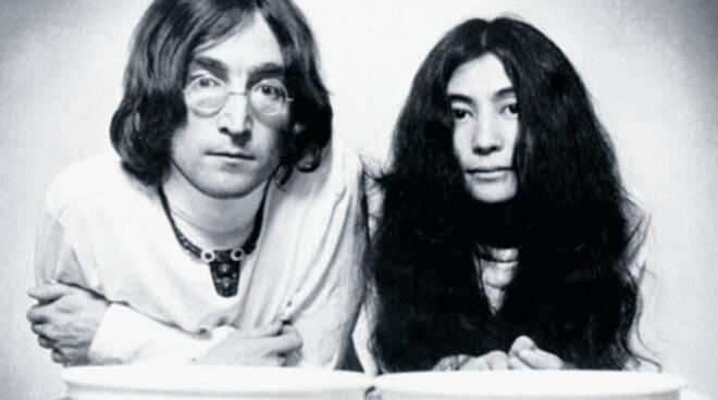 Lennon e Yoko Ono