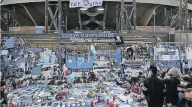 Napoli, Stadio Maradona: c'è l'ok. Si accelera per il museo