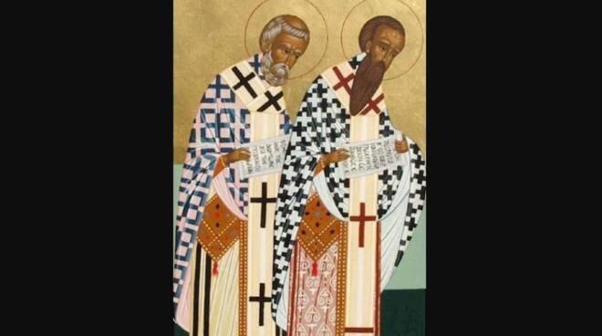 Oggi la Chiesa festeggia i Santi Basilio Magno e Gregorio Nazianzeno
