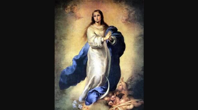Oggi la Chiesa festeggia l'Immacolata Concezione della Beata Vergine Maria