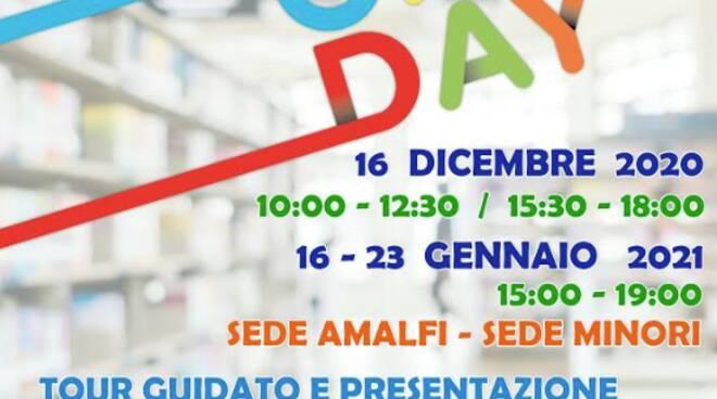 Open Day Liceo Marini di Amalfi