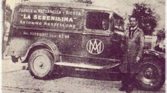 Piano di Sorrento, i magici latticini dei fratelli Mastellone in Argentina