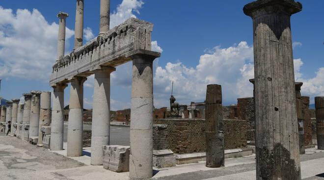 Pompei, l'Arte e la Bellezza online per le festività: tutte le iniziative del Parco archeologico