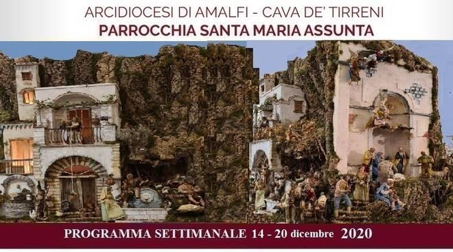 Positano, il programma delle celebrazioni religiose dal 14 al 20 dicembre