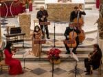 Positano, le foto del Concerto di Natale