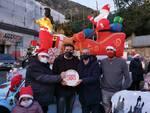 Positano porta il Natale in Penisola Sorrentina: oggi le 500 a Meta