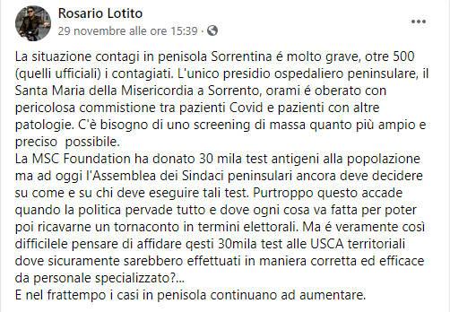post lotito