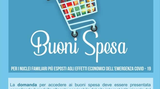 Praiano, pubblicato l'avviso per la concessione dei buoni spesa