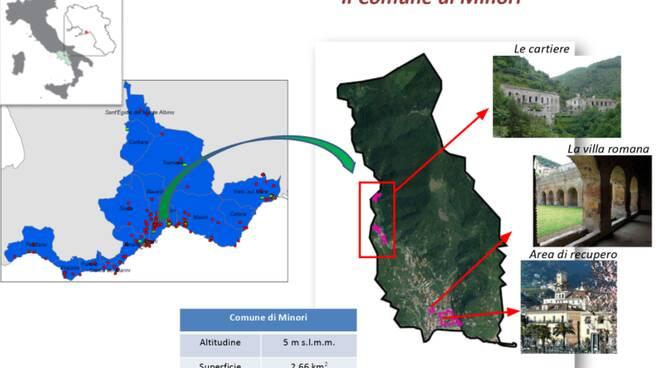 programma tecnico-operativo e temporale per la gestione del rischio idrogeologico nel Comune di Minori