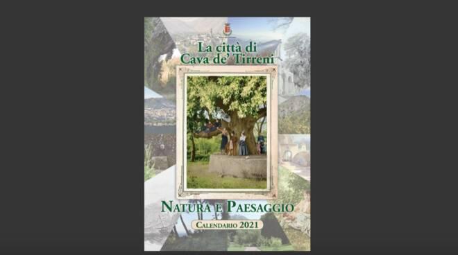 """Pubblicato il calendario di Cava de' Tirreni, l'edizione curata da Gaetano Guida. Il titolo: """"Natura e Paesaggio"""""""