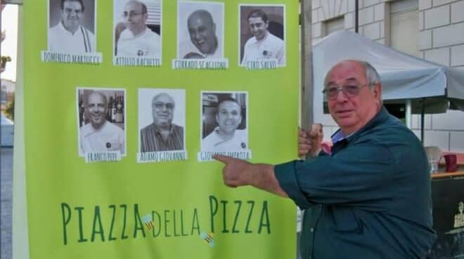 Tramonti piange Giovanni Adamo, colui che aveva la tradizione della pizza locale in tutta l'Italia