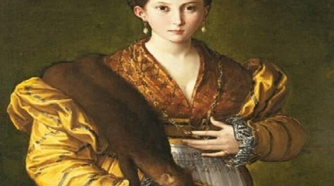 1 - Parmigianino, Antea