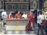 Amalfi, 175° anniversario ritrovamento reliquia del Capo di S. Andrea Apostolo. L'omelia di Mons. Soricelli