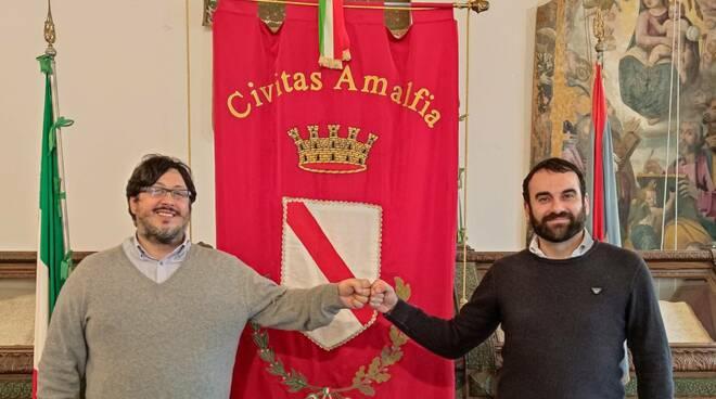 Amalfi, da lunedì il Segretario Comunale assumerà l'incarico a Massa Lubrense e Sant'Agnello