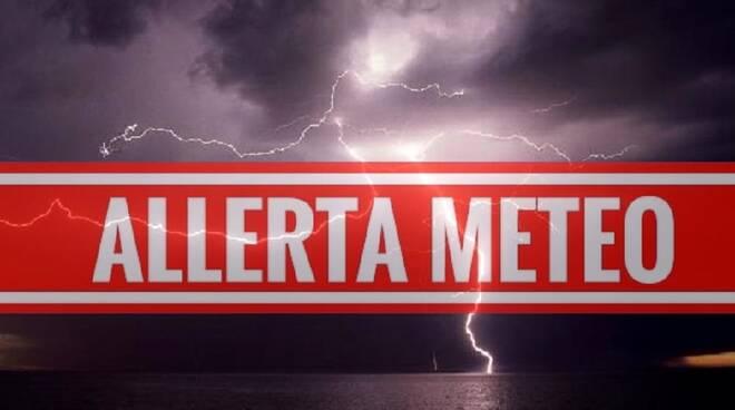 Campania, allerta meteo gialla per domenica 24 gennaio