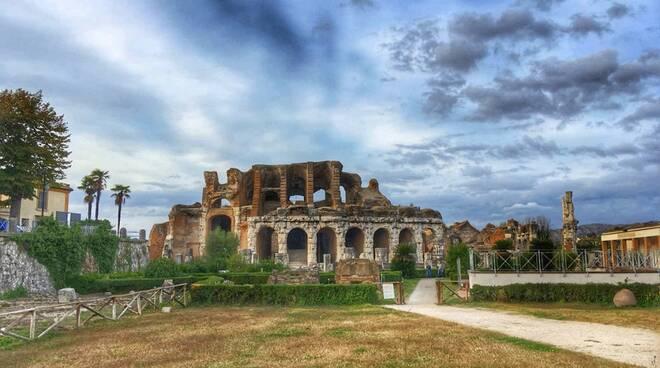 Alla scoperta di Spartaco il ribelle, l\'anfiteatro di Santa Maria Capua Vetere riapre al pubblico.