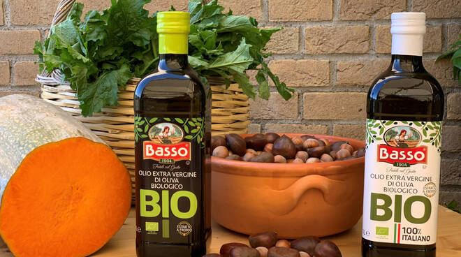 Olio Basso, nasce la linea bio