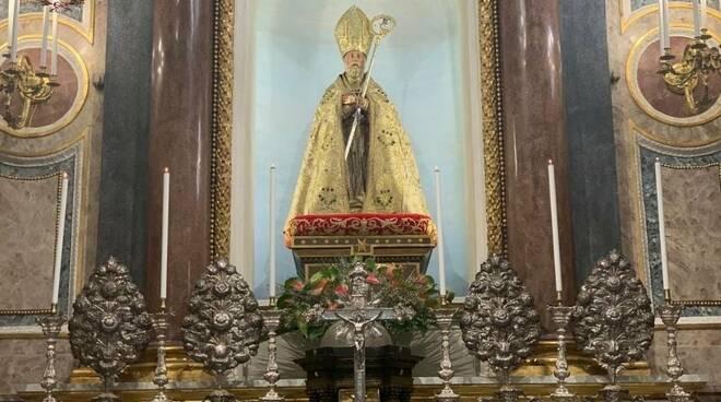 Castellammare di Stabia festeggia il suo patrono: oggi è San Catello