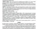 Castellammare di Stabia: la ripresa delle attività scolastiche slitta al 13 febbraio