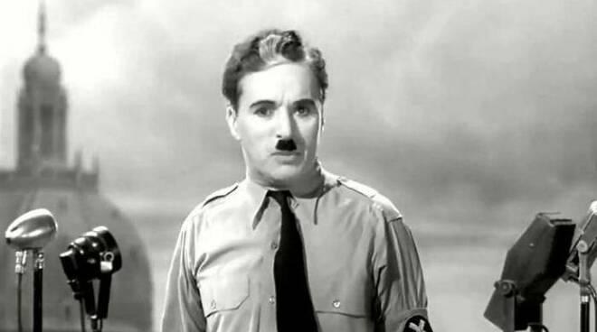 Charlie Chaplin discorso umanità