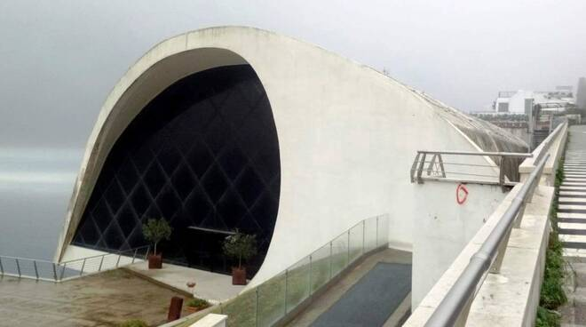 "Christian De Iuliis sull'auditorium ""Oscar Niemeyer"" di Ravello: ""Ce lo meritiamo?"""