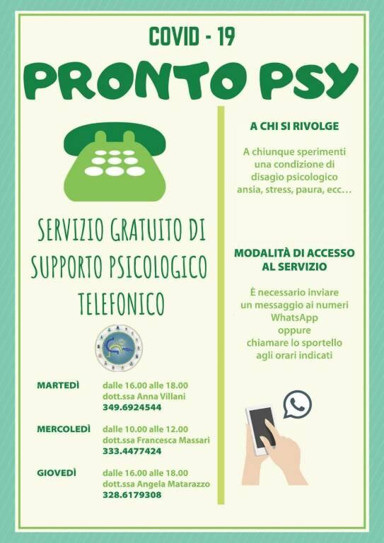 Coronavirus, in Costiera Amalfitana il servizio gratuito di supporto psicologico telefonico