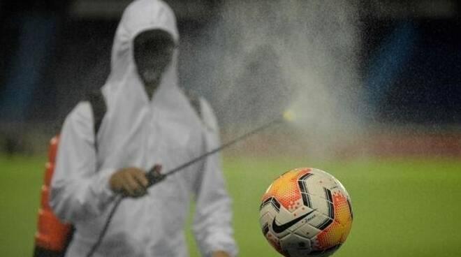 covid nel sorrento calcio