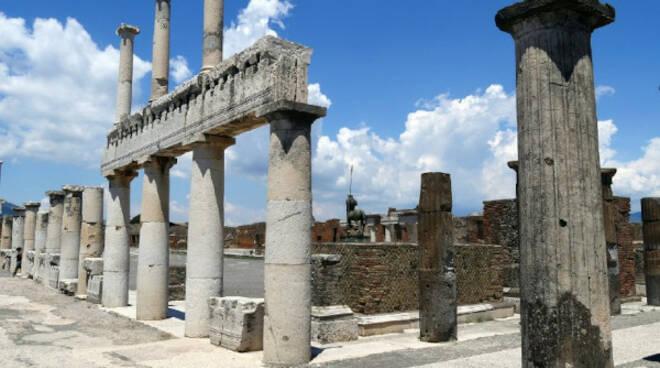 Da lunedì riaprono il sito archeologico di Pompei ed il museo di Stabia Libero d'Orsi