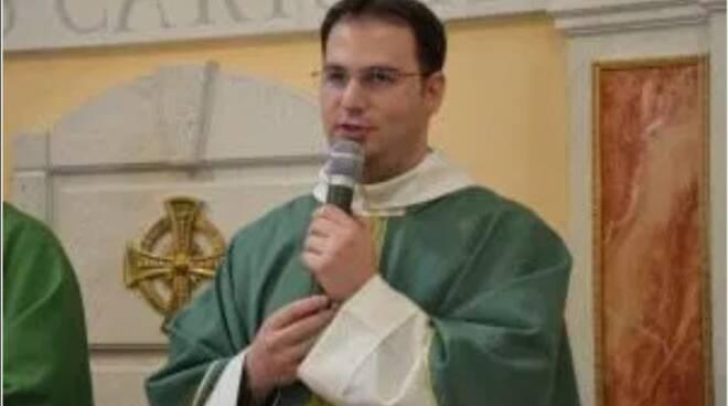 Don Pasquale parroco Castellabate