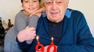 Francesco Talamo 90 anni
