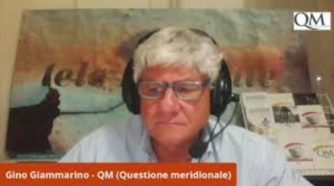 Gino Giammarino in azione