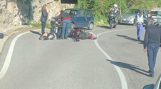 incidente praiano