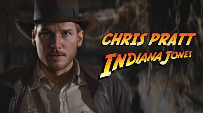 Indiana Jones 5: Chris Pratt prenderà il posto di Harrison Ford?