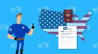 L'ESTA dà la certezza di ingresso negli USA?