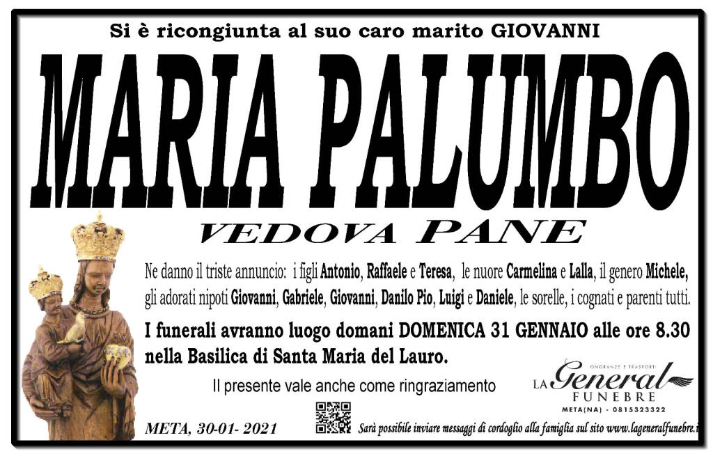 maria palumbo