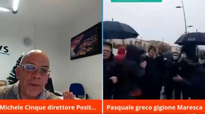 Meridbulloni Castellammare con Positanonews