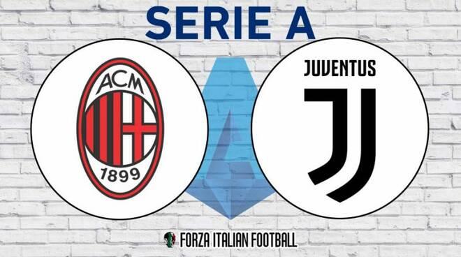 Milan - Juventus 1 a 3: si riapre il campionato