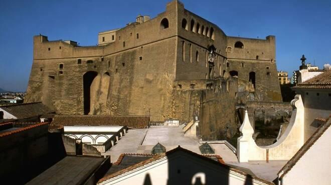 napoli: Castel Sant'Elmo