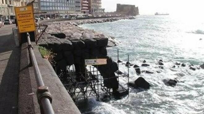 Napoli. Molo Borbonico. Movimenti e Associazioni a difesa dei monumenti scendono in campo