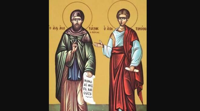Oggi la Chiesa festeggia i Santi Timoteo e Tito