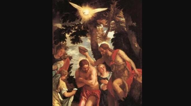 Oggi la Chiesa festeggia il Battesimo di Gesù