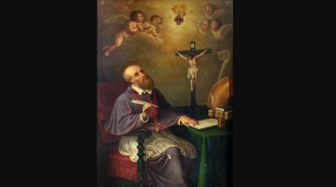 Oggi la Chiesa festeggia San Francesco di Sales