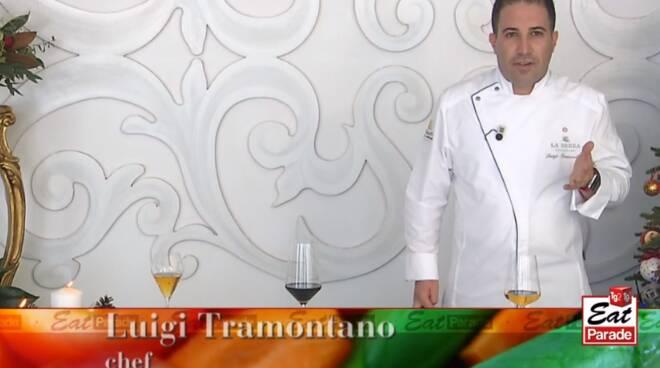 """Oggi Positano con lo chef de """"le Agavi"""" nel servizio Eat Parade del Tg2"""