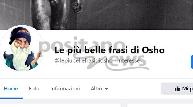osho pagina fb