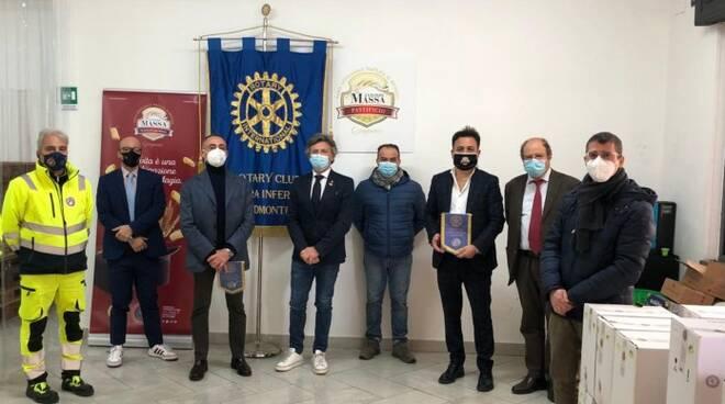 Pastificio Massa Gragnano Rotary Nocera
