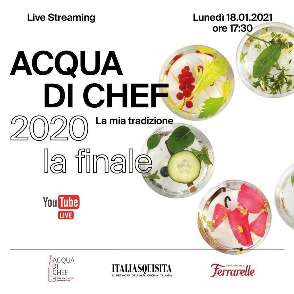 """Positano, lo chef del Rada Nunzio Spagnuolo è tra i 12 finalisti del concorso """"Acqua di chef"""": ecco come seguire la finale di questa sera"""